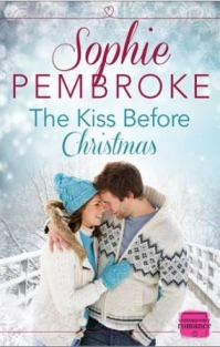 Sophie Pembroke The Kiss Before Christmas Cover