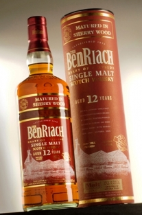 BenRiach 12 Year Sherry